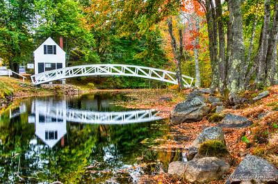 Somesville Arched Bridge
