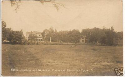 Brimfield Academy Monument