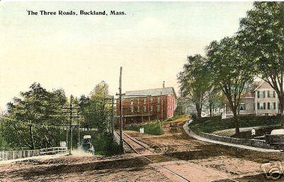 Buckland The Three Roads