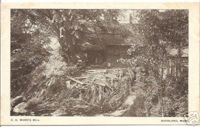 Buckland O E Ward Mill