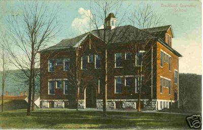 Buckland Grammar School
