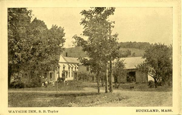 Buckland Wayside Inn