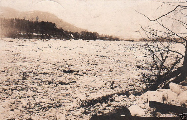 Buckland 1915 Winter Time