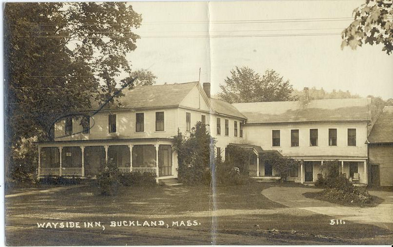 Buckland Wayside Inn2