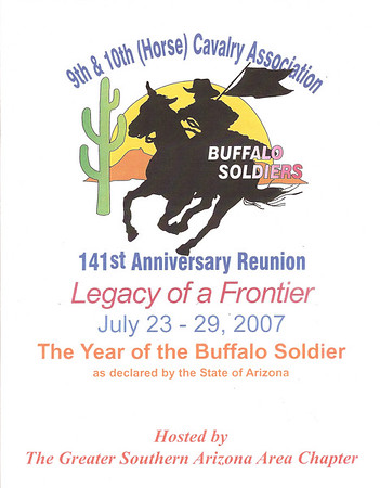 Buffalo Soldiers  (Horse) Cavalry