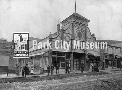 Dewey Theatre on Main Street, ca.1899 (Image: digi-20-5, Miller Digital Collection)