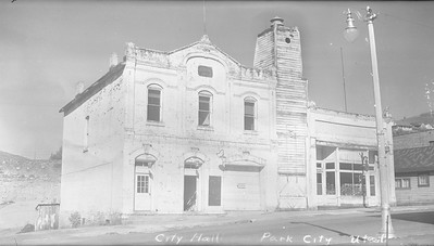 Old City Hall, ca.1950s (Image: 2002-26-138, Kendall Webb Collection)