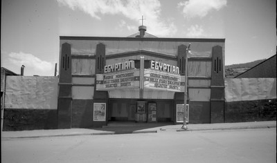 Egyptian Theatre, ca.1949 (Image: 1949-226-3, Kendall Webb Collection)