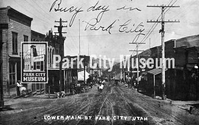 Main Street, ca.1890s (Image: 1984-1-14, Bea Kummer Collection)