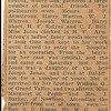 Obituary for Miss Susan Jones (1861-1924).