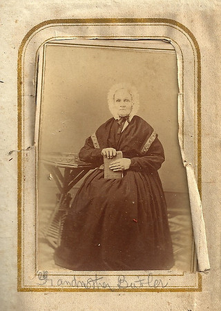 Butler Warren Photo Album