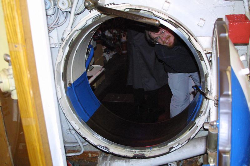 Foxtrot class submarine