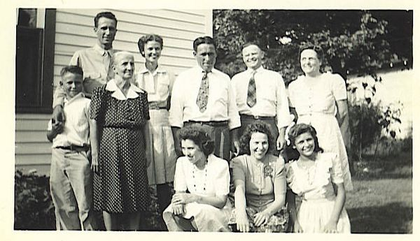 Third Furlough  July 22 to August 4, 1944