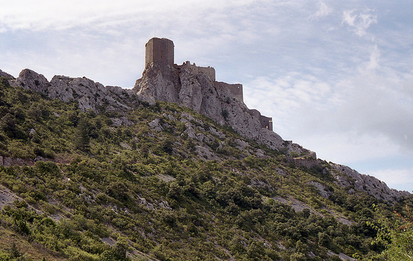 CHÂTEAUX CATHARES FRANCE