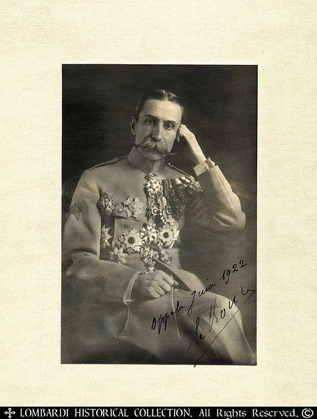 "GENERAL HENRI LE ROND <br /> <br /> Inscribed & Signed Photograph of French WWI General Henri Le Rond (1864-1949). Commander of French Forces during Silesian Crises. Dated 1922.<br /> <br /> Inscribed: ""Oppelu, Juin 1922. Le Rond. 9.5"" x 12"""