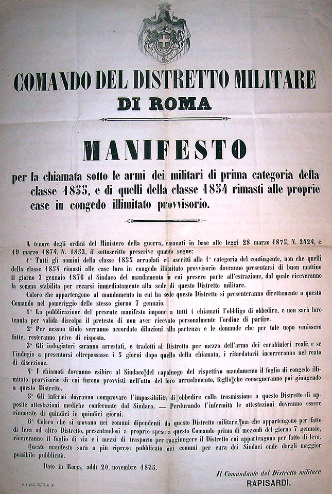 1875<br /> <br /> [Image Copyright, the Lombardi Historical Collection, All Rights Reserved]
