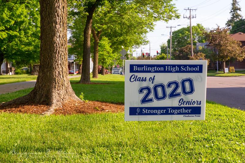 Congratulations, Graduates.