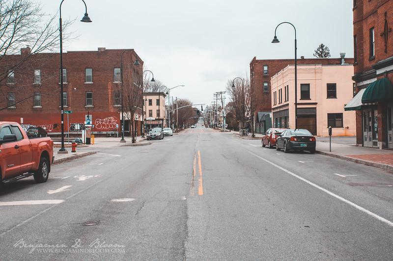Pearl Street Rush Hour