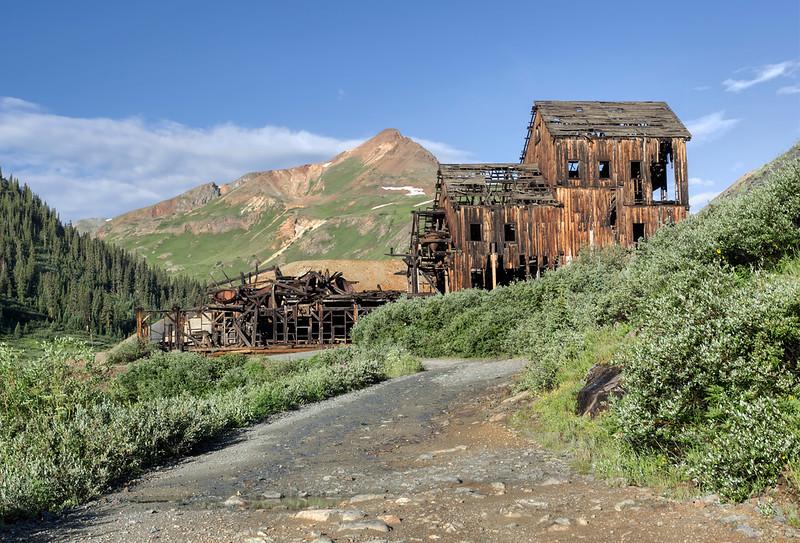 California Pass Mill