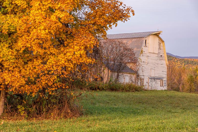 Vermont Barn