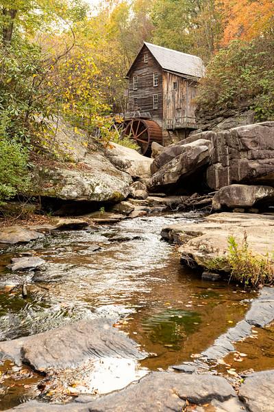 Glade Creek Grist Mill, WV 06