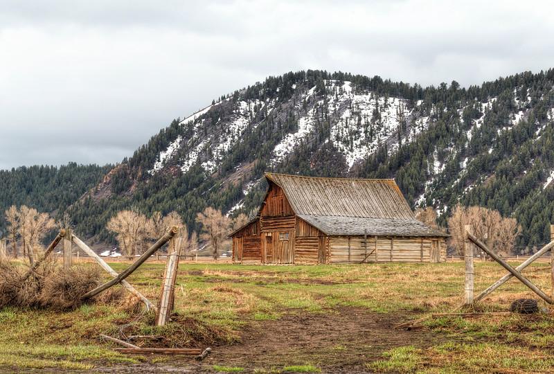 Mormon Barn 2