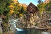 Crystal Mill Landscape