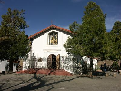 Mission (Asistencia) Santa Ysabel.
