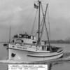 Sunlight,Built 1944 Sagstad Shipyard La Conner Wash,Owner John Joncich,Name changed later to Golden Gate,