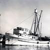 Lynda,Built 1947 Tacoma,Rainier Boat Co,Pic Taken San Pedro,Steel Hull Wooden House,Builder Tacoma Boat,Robert Young,Mike Lindgren,Royce Ranniger,