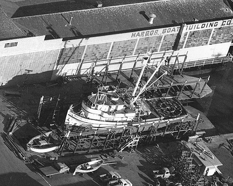 Harbor_Boat_Co_1969_Terminal_Island,Western Fisher,