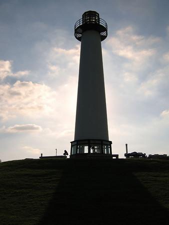 Lighthouse - Long Beach, California.