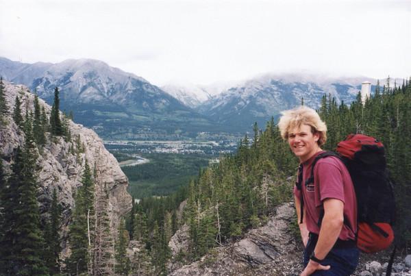 Canada Climbing Trip 1999