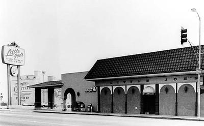 1972, Little Joe's Restaurant After Remodeling