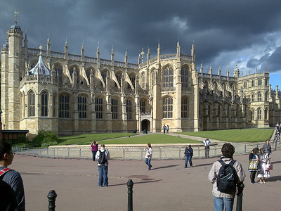 St George's Chapel - Windsor Castle