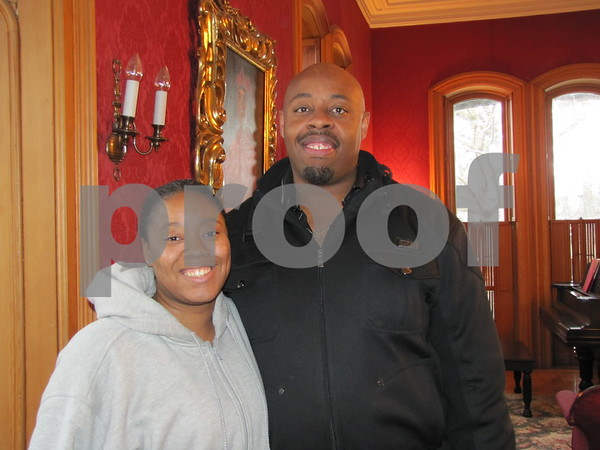Tameka Roby and Anthony Roby