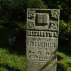 ELIZABETH A. GRIFFITH, age 38 yrs, 21 dys <br /> <br /> Birth:  1811 <br /> Death:  Dec. 11, 1849 <br /> <br />  <br /> Wife of Sam L. Griffith <br /> <br /> <br /> <br /> Little Bow Cemetary, Little, Bow, 1816, New York, DA Herrmann, Donna Herrmann, Photo, Photographer, New Jersey, NJ, Gouveneur, Morristown, Oswegachie, Adirondacks, St. Lawrence, State, Antique, Ancient, Burial, graveyard, tombstone, gravestone, Cunningham, carved, risley, grifffith