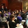 Advocates for ethics reform filled the City Council chamber.