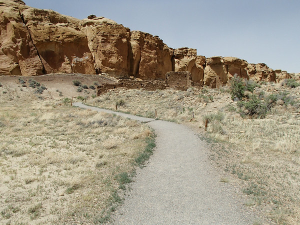 Chaco Culture National Historical Park, June 2014