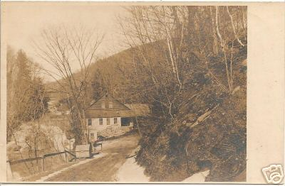 Charlemont Covered Bridge etc
