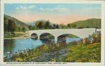 Charlemont Bridge over Deerfield Riv