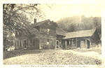 Charlemont Boyhood home Chas Warner