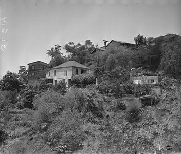 1953, Chavez Ravine Hillside