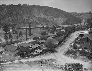 1953, Chavez Ravine