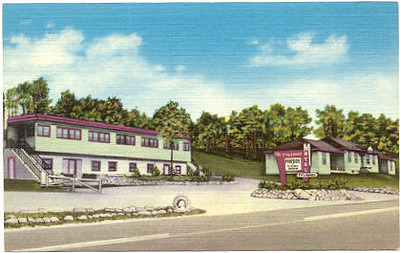 Cheshire Green Acres Motel