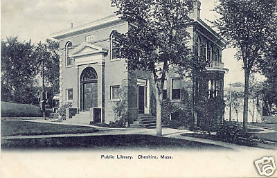 Cheshire Post Office