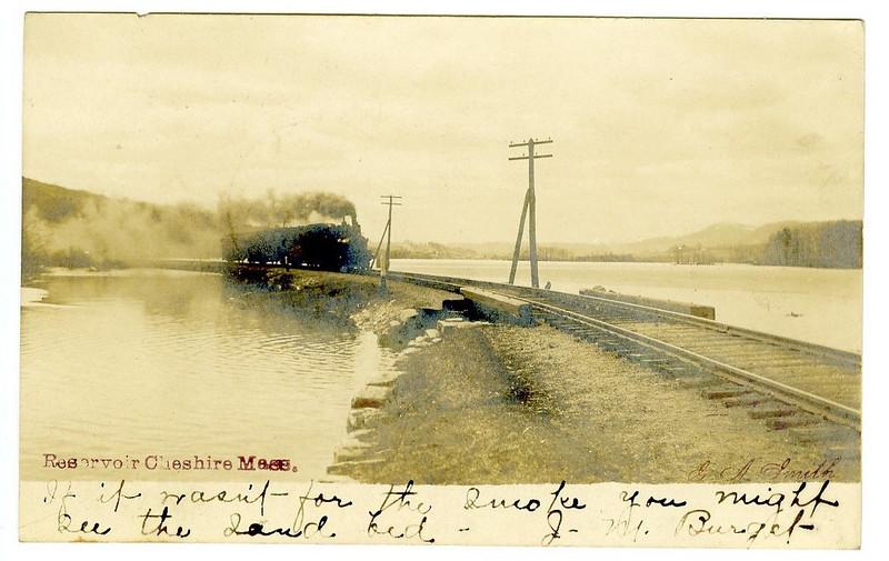Cheshire Train & Reservior