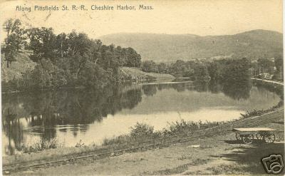 Cheshire Harbor Along Pittsfield St RR 1