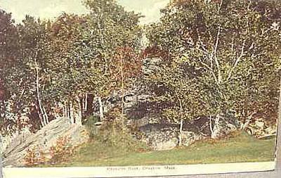 Cheshire Reynolds Rock 1909