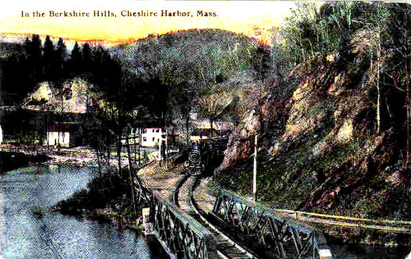 Cheshire Harbor In the Berkshires
